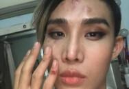 GoViet khoá app tài xế vì hành hung người mẫu lưỡng tính 'The Face'
