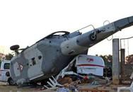 Rơi trực thăng ở Hàn Quốc, 7 người mất tích