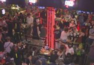 300 cảnh sát đột kích quán bar bắt quả tang gần 90 dân chơi đang phê ma túy
