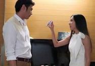 Biết chồng nói dối đi công tác là để vui vẻ với nhân tình, cô vợ liền tung chiêu không ngờ khiến anh sợ vã mồ hôi