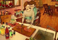 Câu chuyện người vợ chỉ dùng chiếc đèn cũ để kéo chồng ngoại tình trở về khiến bao người thức tỉnh: Thứ ánh sáng quý giá nhất là soi rọi đường về nhà