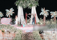 Không gian tiệc cưới cổ tích của Đông Nhi - Ông Cao Thắng