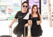Sao Việt gây náo loạn sân bay tới Phú Quốc dự đám cưới Đông Nhi - Ông Cao Thắng
