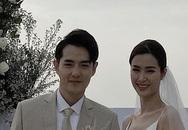 Đông Nhi mặc gợi cảm trong lễ cưới với Ông Cao Thắng