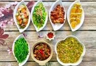 """Mâm cơm cuối tuần ngon đẹp """"quên sầu"""" của mẹ đảm Sài Gòn"""