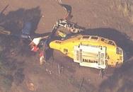 Máy bay cứu hỏa gặp nạn khi làm nhiệm vụ tại Australia