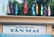 Nhiều học sinh trường Tiểu học Tân Mai đau bụng, nghỉ ốm