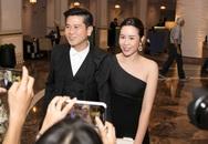 Vượt qua sóng gió hôn nhân, Hồ Hoài Anh - Lưu Hương Giang tay trong tay đi đám cưới Giang Hồng Ngọc