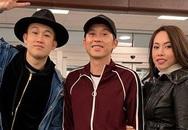 Hoài Linh đăng ảnh đoàn tụ gia đình ở Mỹ