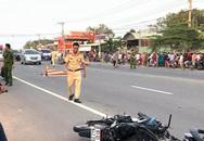 Va chạm xe máy trực diện cực mạnh, 2 người trên xe máy tử vong tại chỗ