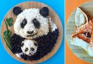 Ngỡ ngàng với những món ăn được trang trí đỉnh cao như nghệ thuật