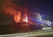 Sập nhà nghỉ dưỡng do nổ khí gas, 8 người thiệt mạng