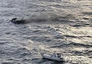 Chìm tàu cá Hàn Quốc, tìm thấy thi thể một thuyền viên Việt Nam