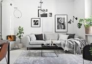 Nhìn cách bài trí đồ dùng siêu khoa học của căn hộ màu trắng rộng 62m² dưới đây để thấy tầm quan trọng của việc sắp xếp nội thất