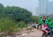 Hà Nội : Người dân hốt hoảng phát hiện xác thai nhi bọc trong túi ni lông ở bãi rác
