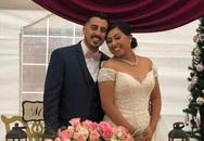 Chụp bức hình hạnh phúc bên cô dâu, chú rể không ngờ bi kịch ập đến ngay sau đó, chưa kịp hưởng trọn đêm tân hôn