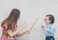 Lỗi phổ biến của phụ huynh khi dạy con