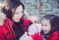 Cầm 200 đô sang Hàn, mẹ đơn thân vừa học tiến sĩ vừa nuôi con