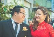 Tiểu Long 'Kính vạn hoa' kết hôn với bạn gái sau 13 năm gắn bó