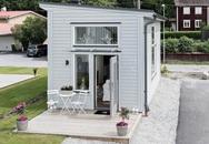 Ngôi nhà nhỏ rộng vỏn vẹn 19m² vẫn hiện lên xinh xắn với đầy đủ tiện nghi, ai yêu thích cuộc sống độc lập cũng thích