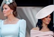 Chị em dâu hoàng gia Meghan, Kate không nói chuyện 6 tháng