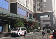 Hà Nội: Bé 4 tuổi rơi từ tầng 25 chung cư xuống đất tử vong