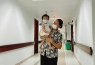 Tết sum vầy của em bé nhỏ nhất được ghép gan thành công ở Việt Nam