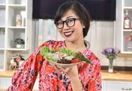 Biên kịch Đặng Thiếu Ngân: Mâm cơm Tết có thịt gà, bánh chưng nhưng vẫn có kim chi, bosam Hàn Quốc