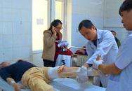 Thanh Hóa: Nam thanh niên tông xe thẳng vào người CSGT