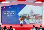 Đại học Vinuni chính thức khánh thành