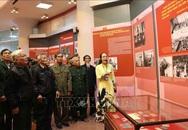 Trưng bày chuyên đề '90 năm Đảng Cộng sản Việt Nam – những mốc son chói lọi'