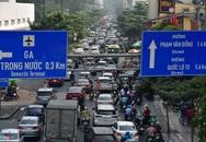 Cửa ngõ sân bay Tân Sơn Nhất kẹt xe kinh hoàng ngày giáp Tết