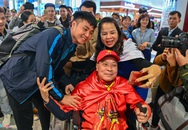 U23 Việt Nam được người hâm mộ chào đón sau thất bại