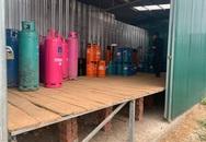 Đột kích cơ sở san chiết gas trái phép ở Hải Phòng