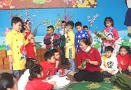 Buổi học đặc biệt ngày cuối năm tại trường Tiểu học Bình Minh