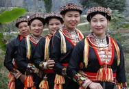 Những hình ảnh đẹp đón Tết cổ truyền của người Dao đỏ ở Yên Bái