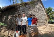 Novaland cùng nhiều đơn vị tiên phong giải quyết nước sạch học đường tại tỉnh Bến Tre