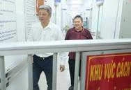 Hai cha con bị dương tính virus Corona mới điều trị tại Bệnh viện Chợ Rẫy