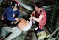 Con trai đâm trọng thương người đàn ông đánh mẹ