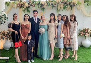 Diễn viên Minh Anh cưới vợ 9X
