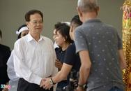 Nguyên Thủ tướng Nguyễn Tấn Dũng đến viếng nghệ sĩ Chánh Tín