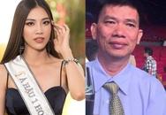 Xúc động chuyện ngày 30 Tết thiếu bóng cha của Á hậu Hoàn vũ Việt Nam