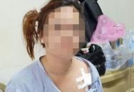 """Người phụ nữ bị tình nhân là giám đốc tung clip """"nóng"""" ra đường phải bịt kín mặt vì xấu hổ"""
