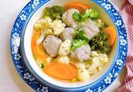 Cách làm canh cá thác lác nấu bông cải thơm ngon ai ăn cũng khen không ngớt