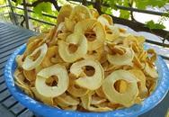 Cách làm táo sấy cực dễ giúp chị em ăn vặt cả ngày không lo tăng cân, bảo sao hot xình xịch thế này!