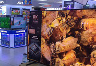 Hàng loạt mẫu TV 8K giảm tới gần 50% nhưng vẫn ế