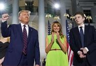 Vợ và con trai út Tổng thống Donald Trump giờ ra sao sau khi dương tính với COVID-19?
