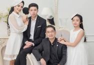 """Nhân ngày 20/10, cựu người mẫu Thuý Hằng: """"20 năm hôn nhân chúng tôi chưa một lần to tiếng"""""""