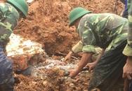 Đã tìm thấy 8 thi thể vụ sạt lở đất ở Quảng Trị