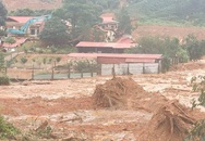 18 huyện miền Trung có nguy cơ lũ quét, sạt lở